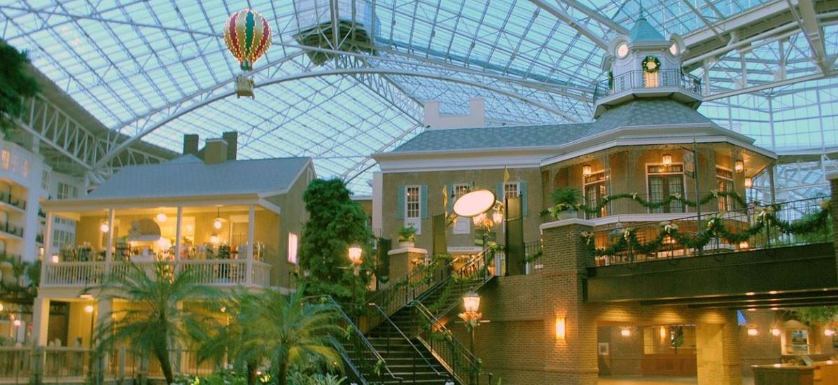 Marriott Lord Opryland Hotel And Convention Center